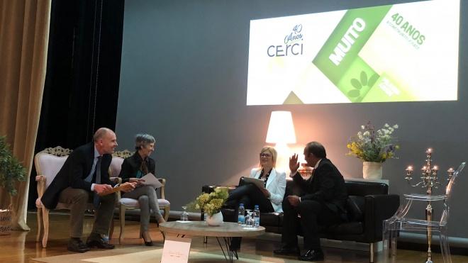 Seminário assinala 40º aniversário da Cercibeja
