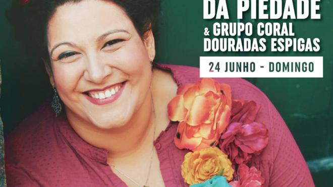 Celina da Piedade promove showcase em Baleizão