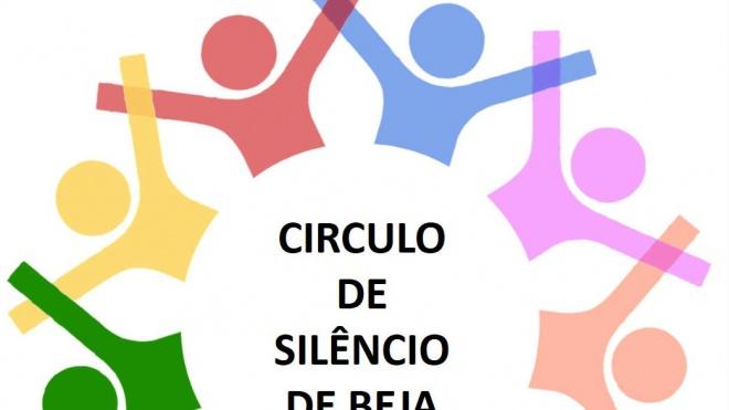 Círculo de Silêncio em Beja