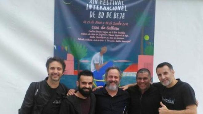 """Festival Internacional de BD de Beja """"já encontrou o modelo ideal"""""""