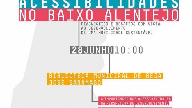 Câmara de Beja organiza seminário sobre acessibilidades
