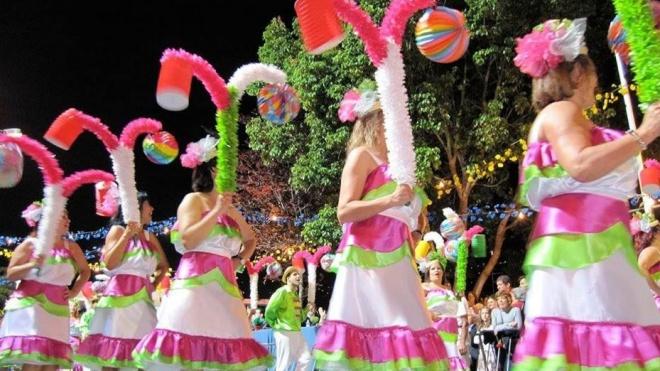 Marchas Populares de Beja apresentadas na noite de Santo António