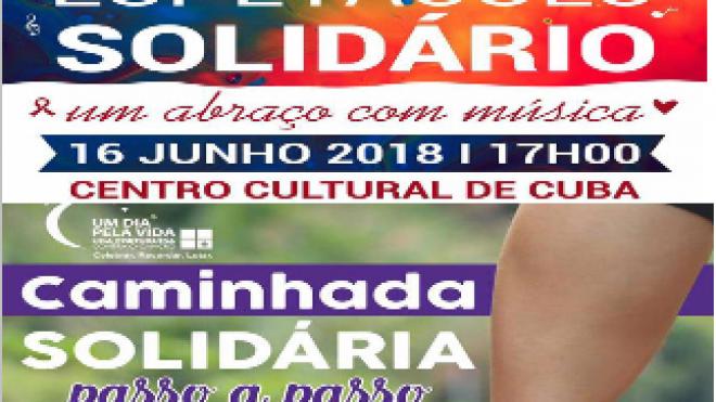 Fim-de-semana solidário em Cuba