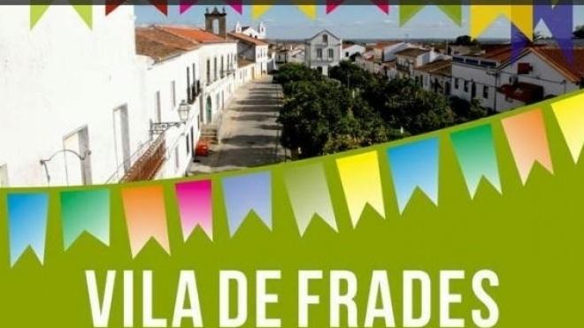 Hoje é dia de Arraial em Vila de Frades