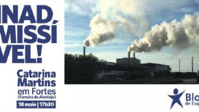 """BE congratula-se com """"Primeira vitória da causa ambiental das Fortes"""""""