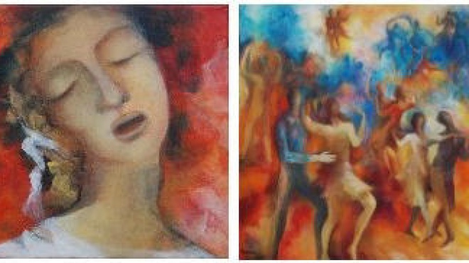 """Alegrar a vida"" de Isabel Lobinho patente na Biblioteca de Aljustrel"