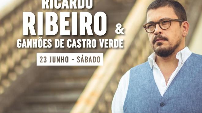 Ricardo Ribeiro e Canhões de Castro Verde no Festival B