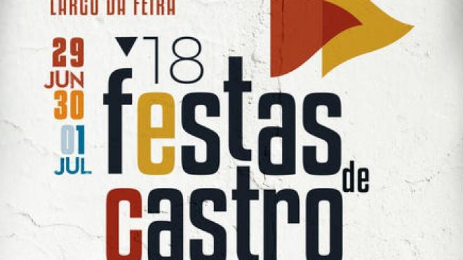 """Festas de Castro iniciam """"novo ciclo"""""""
