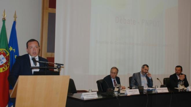 Mobilidade foi a questão mais discutida no quadro do PNPOT