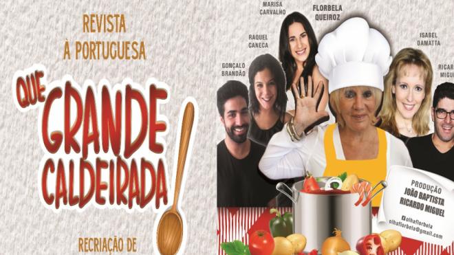 Revista à Portuguesa em Cuba