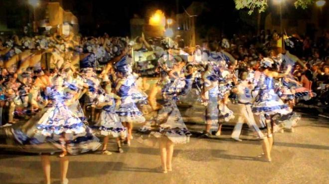 Marcha de São Vicente mostra-se hoje à população de Cuba