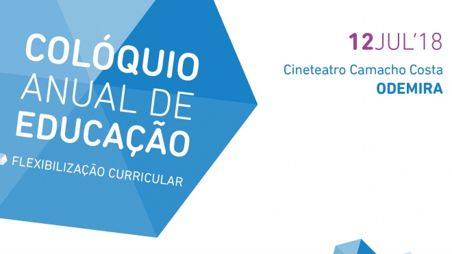 """Odemira promove colóquio sobre """"Flexibilização Curricular"""""""