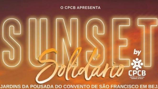 O Sunset Solidário 2018 do CPCB é hoje