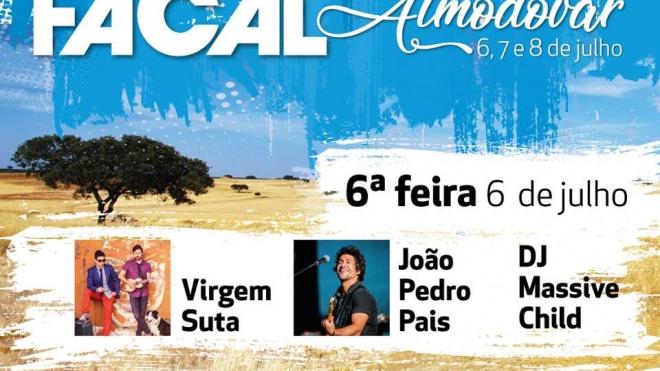 Almodôvar apresenta 23ª edição da FACAL