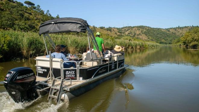 Odemira promove Passeios de Barco no Rio Mira