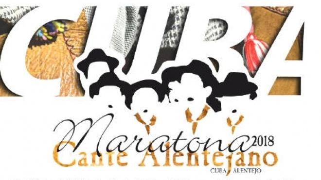 1ª Maratona de Cante Alentejano em Cuba