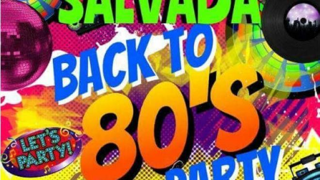 80's Party neste sábado em Salvada