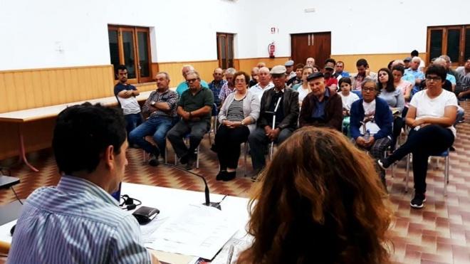 Encontros com a população de Castro Verde terminam na sede de concelho
