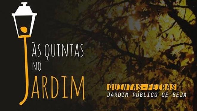 """""""Às Quintas no Jardim"""" arrancam hoje no Jardim Público"""