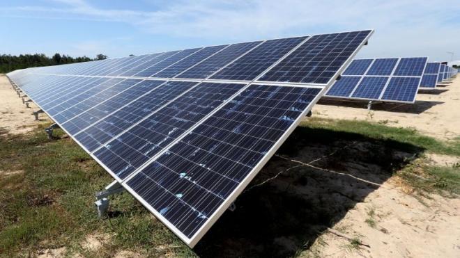 Inauguração da Central Solar Fotovoltaica Ourika