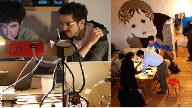 Fabricação digital leva 35 jovens de 7 países a Aljustrel