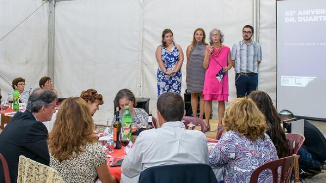 Comemorações dos 66 anos do Dr. Duarte Silva