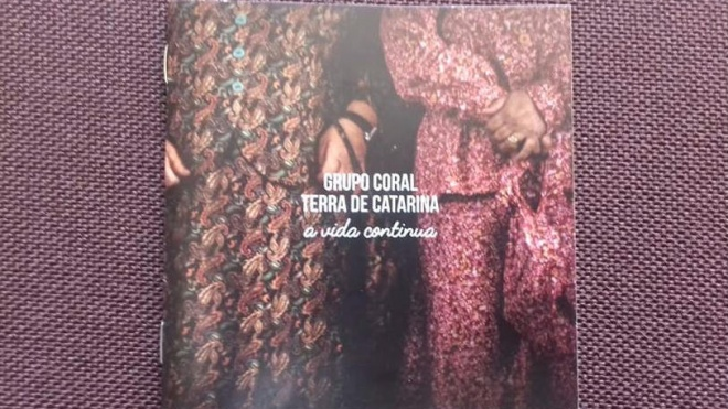 "Grupo Coral Feminino ""Terra de Catarina"" edita cd"