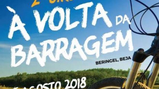 Beringel: 2º Circuito de BTT à Volta da Barragem