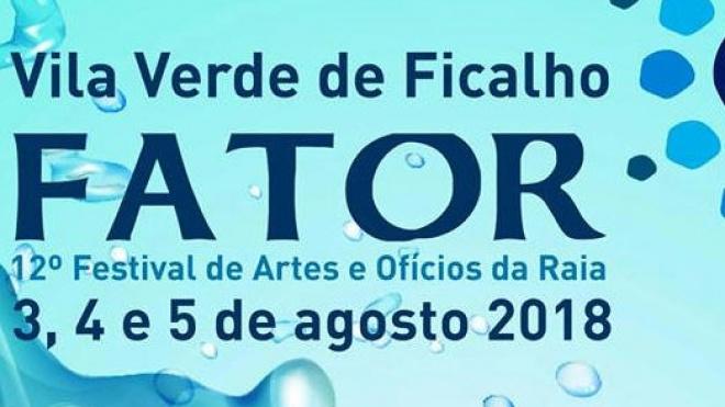 Vila Verde de Ficalho recebe 12ºFATOR