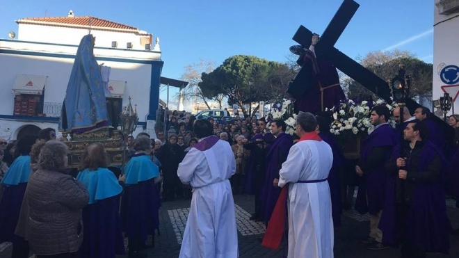 Procissão encerra Festas de Santa Maria em Beja