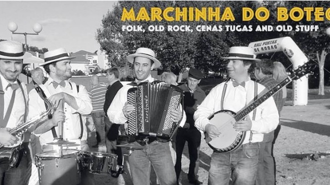 """Marchinha do Botequim"" é a proposta do Beja Acontece"