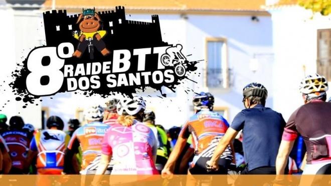 8º Raid BTT dos Santos em Alvito