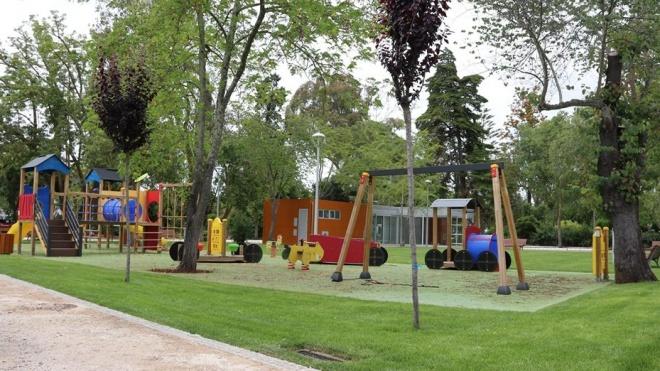 Jardim Municipal de Serpa reabre ao público