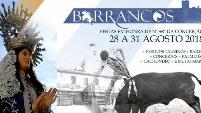 Tradicionais festas de Barrancos