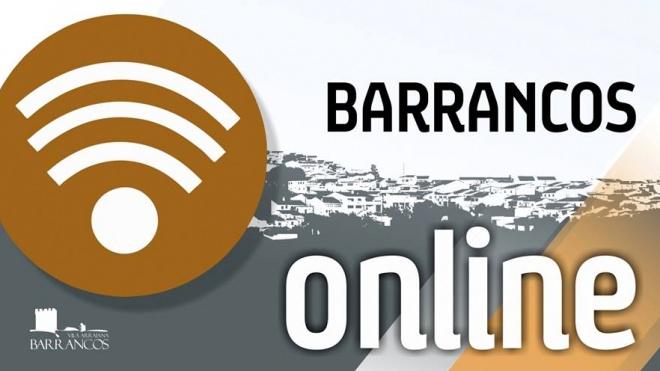 Wi-Fi gratuitos nos espaços públicos de Barrancos