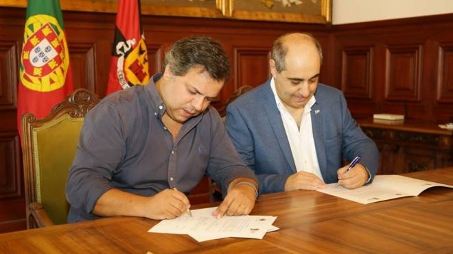 Beja: Câmara e NERBE/AEBAL assinaram protocolo de cooperação