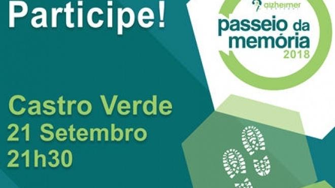 """""""Passeio da Memória"""" em Castro Verde"""