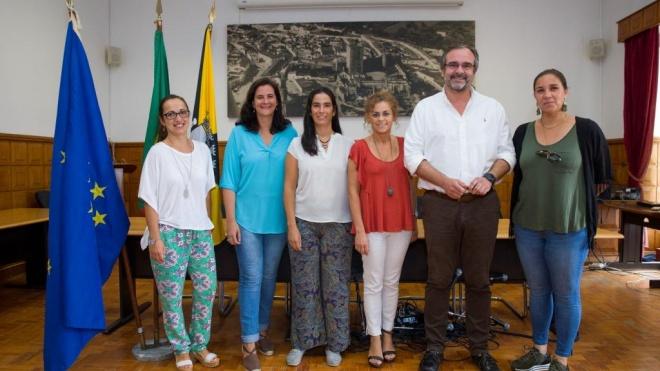 Câmara de Moura estabelece contrato de comodato
