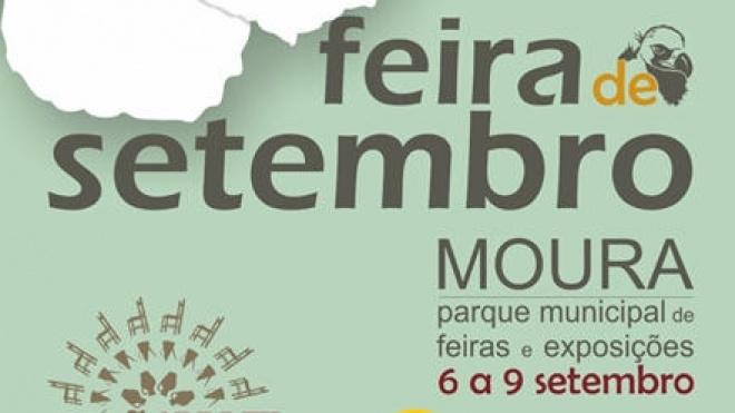 Feira de Setembro começa hoje em Moura