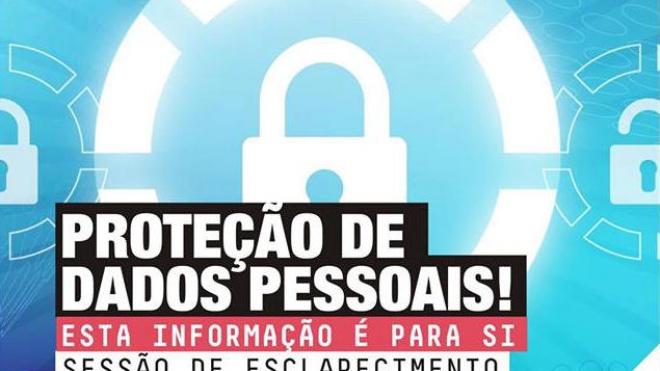 Exposição sobre Proteção de Dados Pessoais em Beja
