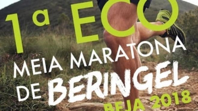 Beringel recebe 1ª Eco Meia Maratona