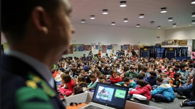 """GNR tem no terreno operação """"Regresso às Aulas 2018"""""""