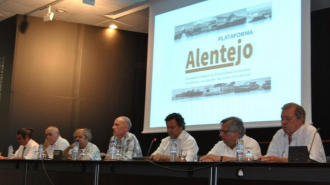 Plataforma Alentejo pediu audiência ao Presidente da Assembleia da República