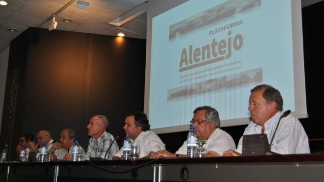 Plataforma Alentejo entrega hoje primeiras 4000 assinaturas de apoio na AR
