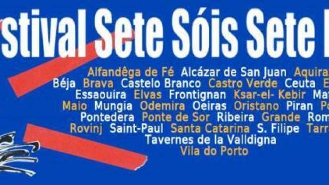 Festival Sete Sóis, Sete Luas em Odemira