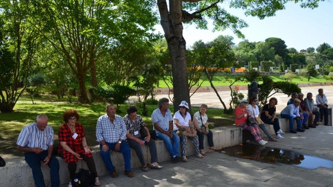 Câmara de Castro apoia viagens de reformados do concelho