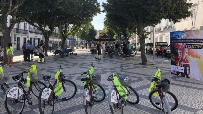 Praça da República e Largo do Lidador sem trânsito