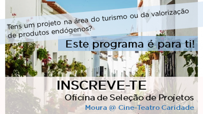 Programa Tourism Up vai estar em Moura