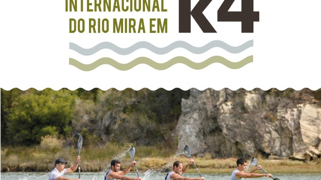 2ª Subida Internacional do Rio Mira em K4