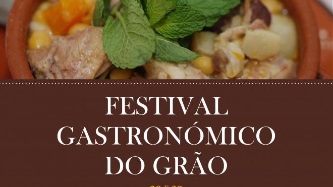 Festival Gastronómico do Grão em Vila Azedo